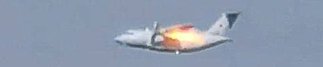 Light Military Transport Aircraft IL-112V Crashes In Moscow Region, 3 Crew Members Reported Dead