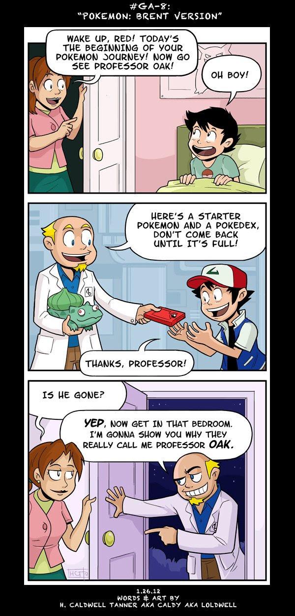 hetai comic pokemon ash mom