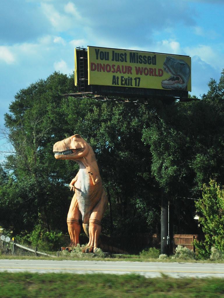 dinosaur world...