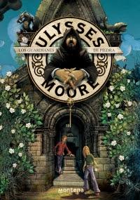 Ulysses Moore 5. Los guardianes de piedra (Pierdomenico Baccalario)