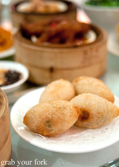 ham soi gok combination dumplings yum cha dim sum east ocean chinatown haymarket
