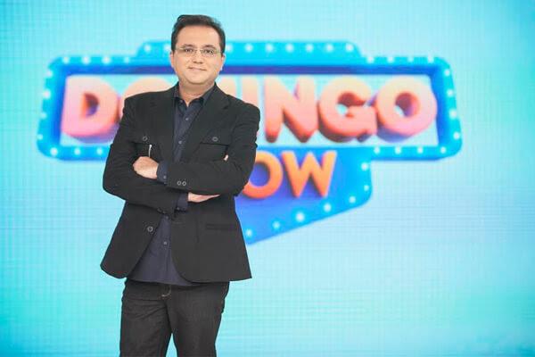 """""""Domingo Show"""" mantém boa audiência em 2016 e se isola na segunda posição"""