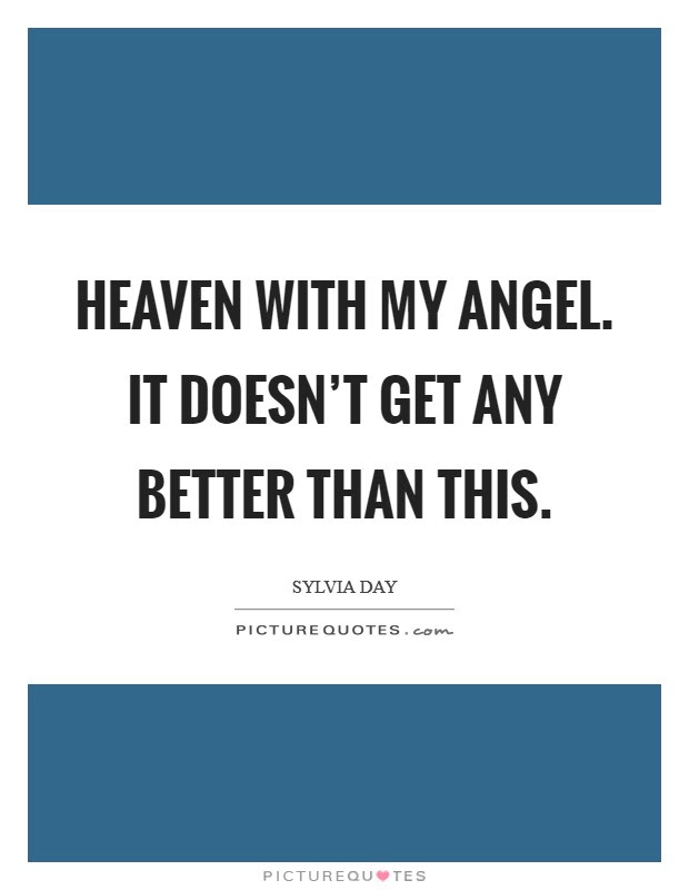 Angel In Heaven Quotes Sayings Angel In Heaven Picture Quotes