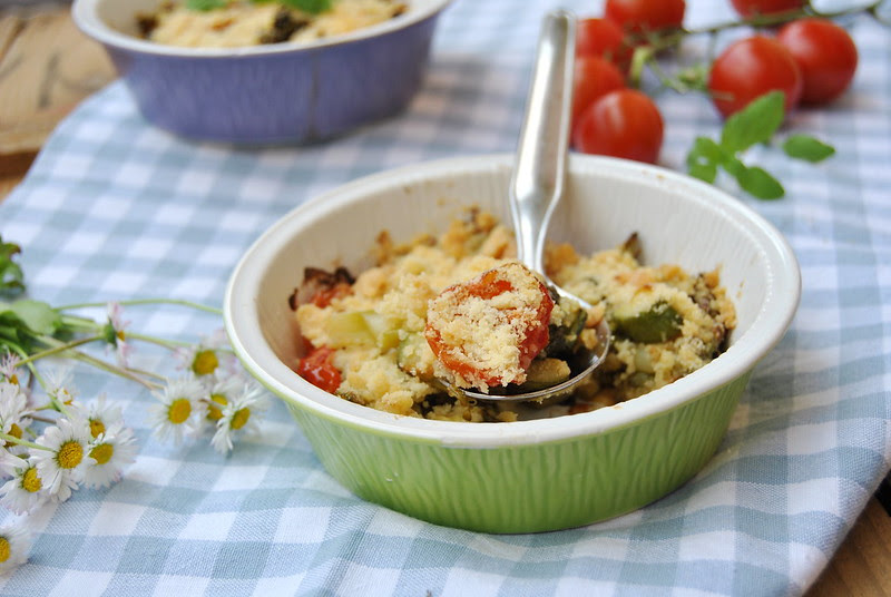 Vegetable Crumble