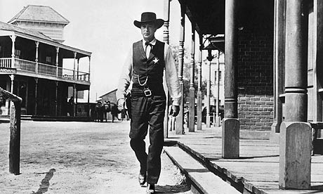 Gary Cooper in High Noon (1952)