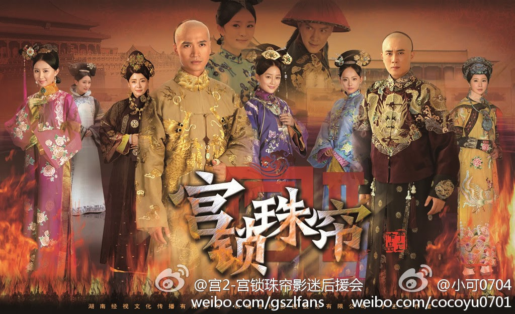Time Traveling Chinese Drama
