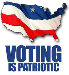 Voting is Patriotic (USA)