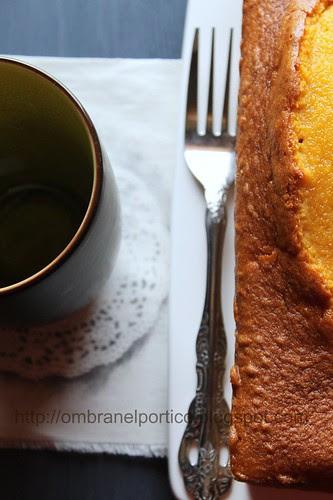 Cake carote e mandorle