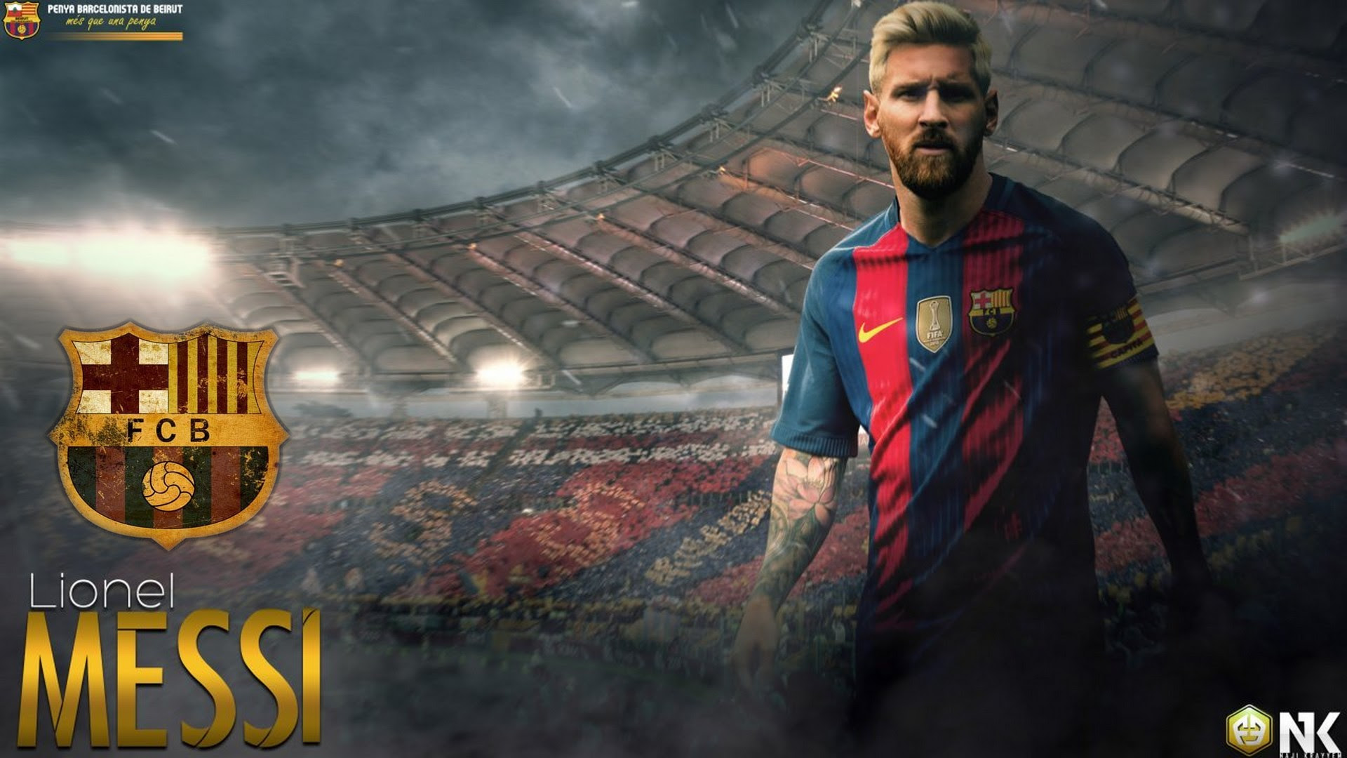 Wallpapers HD Lionel Messi Barcelona | 2019 Football Wallpaper