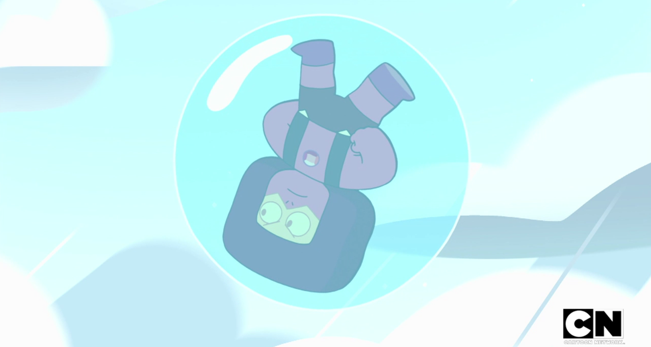 """""""""""I named them based on the placement of their gems."""" """""""