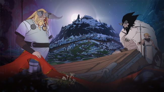 The Banner Saga 2 Image