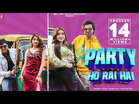 Pawri (Party) Ho Rai Hai lyrics | Danish | Raman | Naaz Aulakh | Nisha | Muskan Sharma
