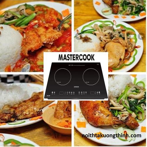 Sử dụng Bếp từ Mastercook có an toàn không?