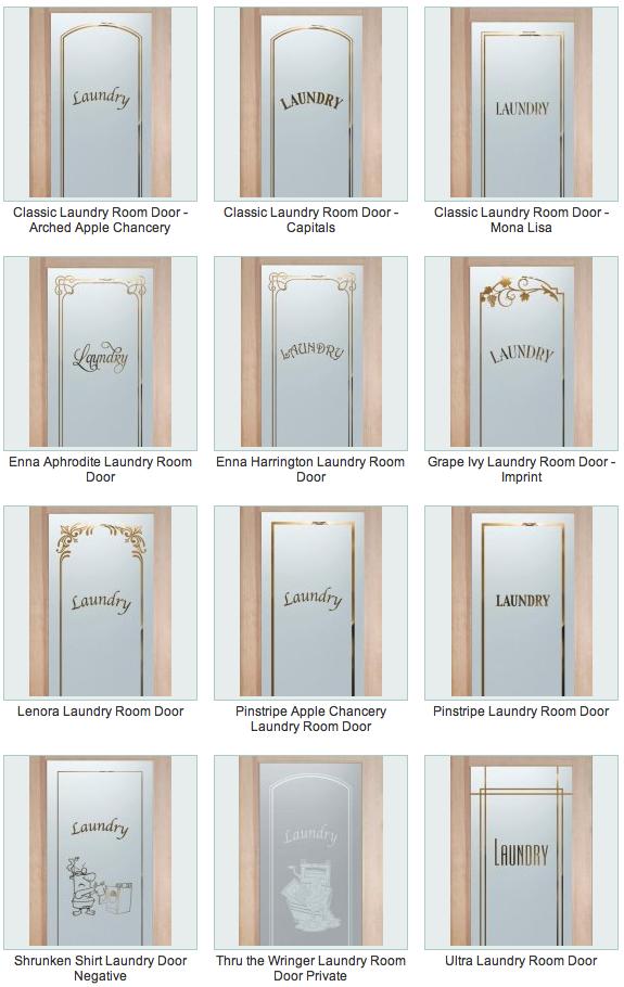 glass laundry room doors sans soucie