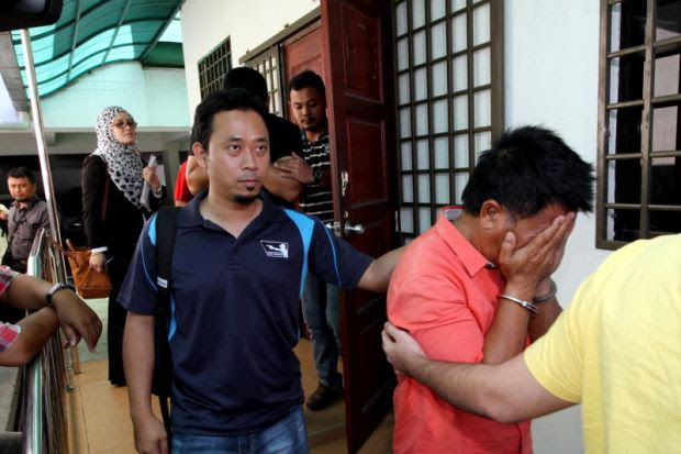 RM23 juta dibekukan, Lamborghini antara dirampas dalam kes rasuah pegawai TLDM