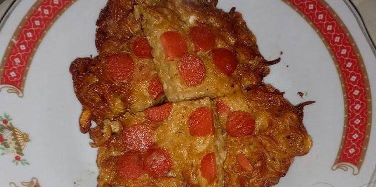 Resep Pizza Jawa Oleh Lilin Al Hamidiyah