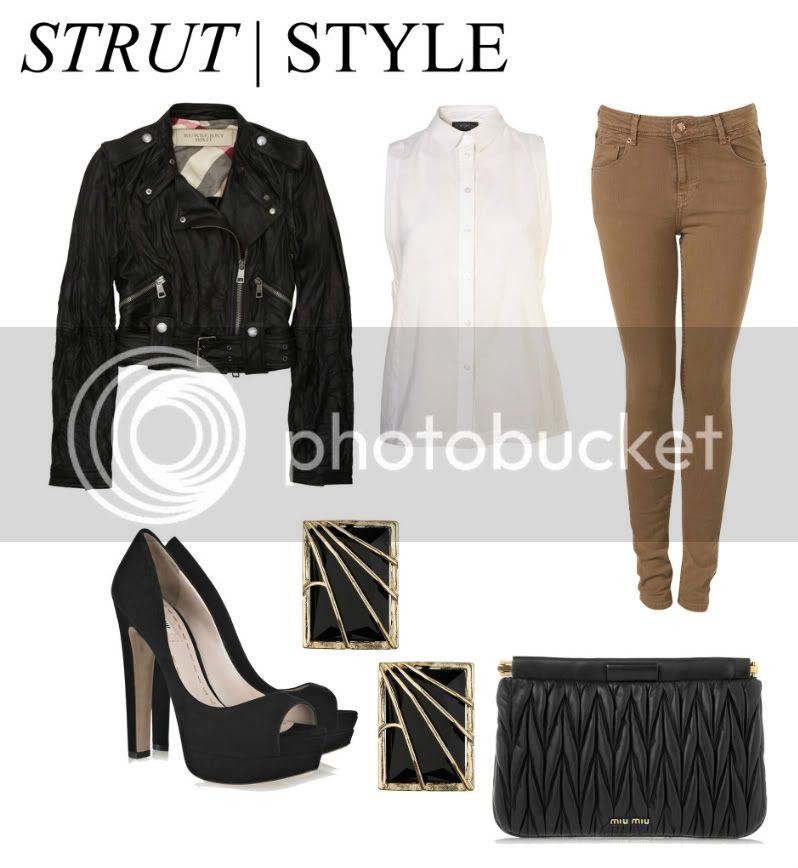 strut style