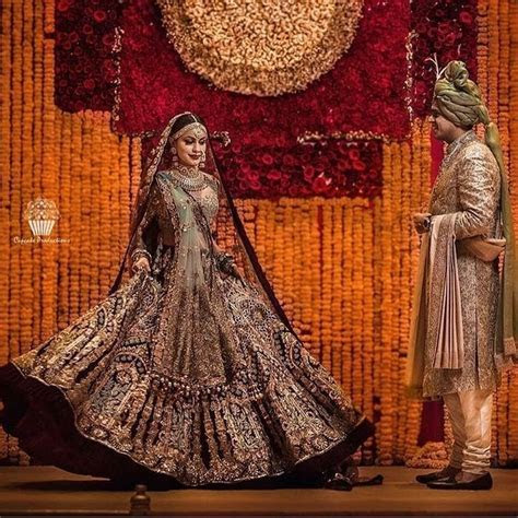 Best Co Ordination Wedding Couple Attire Looks ? Designers