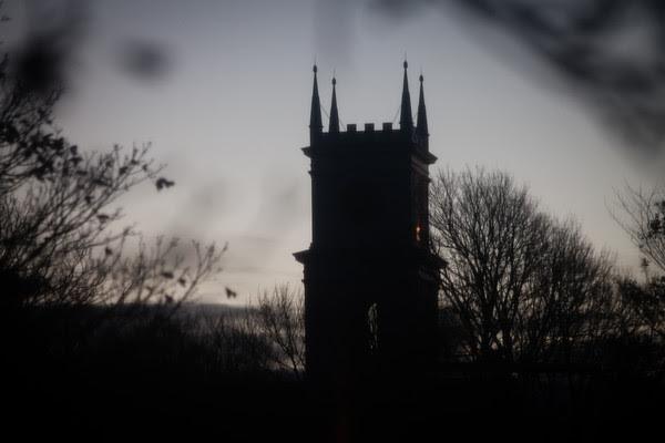 Edgartown Clock, Old Whaling Church Clock Tower