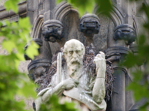 St. Andrew and the Nestlings