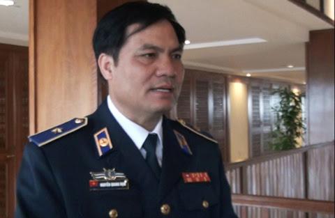 cảnh sát biển, kiểm ngư, giàn khoan, Trung Quốc, chủ quyền