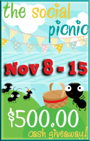 The Social Picnic 3rd Edition Giveaway