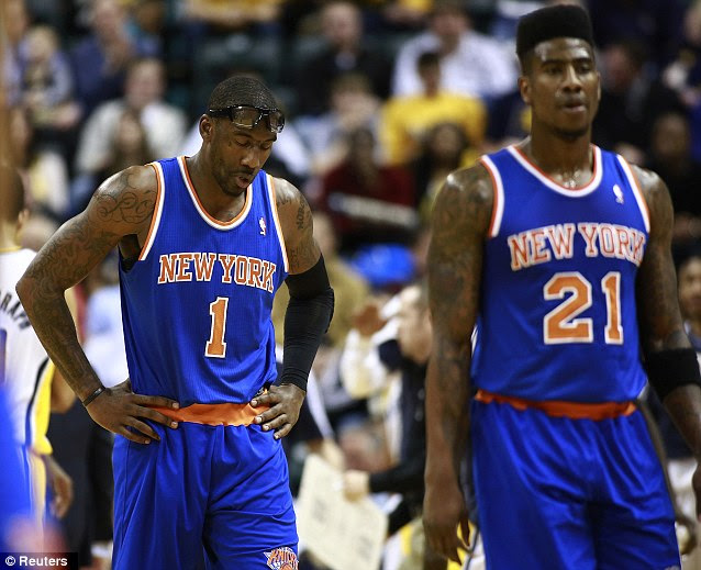 Knicks watching: Women can see blue and orange hues, such as those worn by the New York Knicks, more clearly than men, according to the study