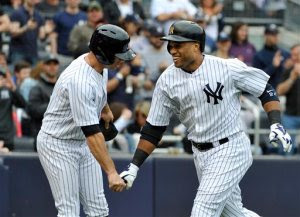 Robinson Cano and Brett Gardner are MVP's for the Yankees, but who will take home  the Offensive and Defensive MVP?