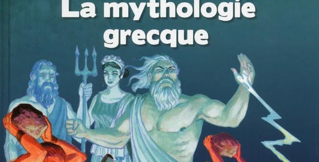 Mitologia grecka - nagłówek - Francuski przy kawie