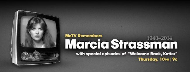 MeTV Remembers Marcia Strassman