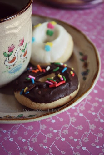 Donut Cookies by Fitri D. // Rumah Manis