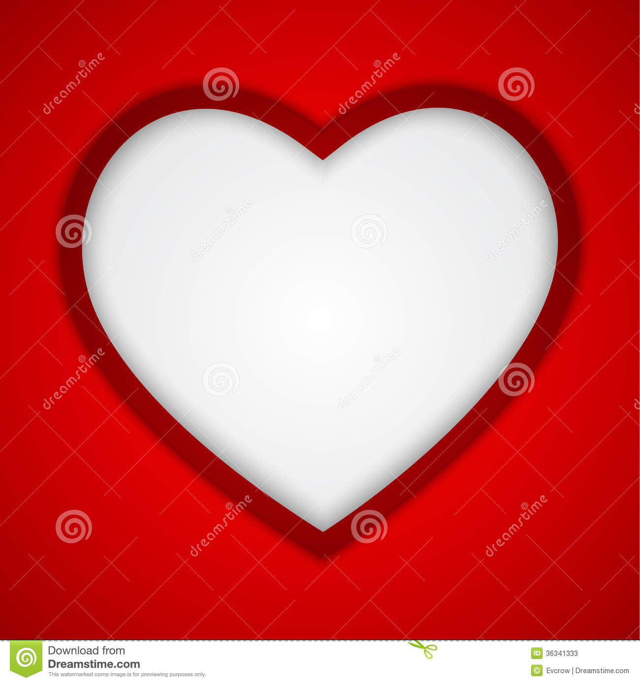 Background With Heart-shape Stock Photos - Image: 36341333