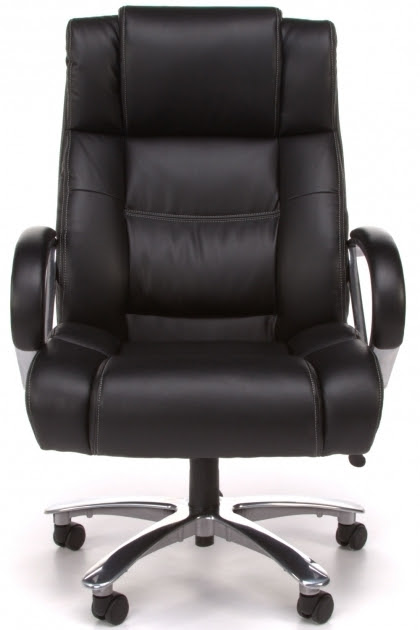 Big And Tall Office Chair 500 Lbs Capacity Avenger Series