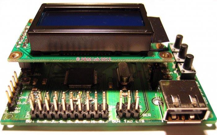 USB PTP 1.0 P&M Lab 2012