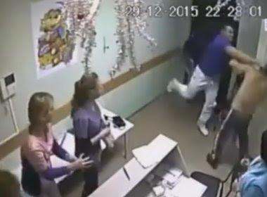 Médico é condenado a prisão por matar paciente com um soco
