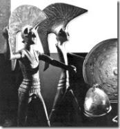 Etruscan warriors