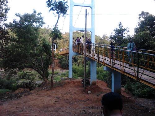 Bridge near Sahastralinga, Sirsi