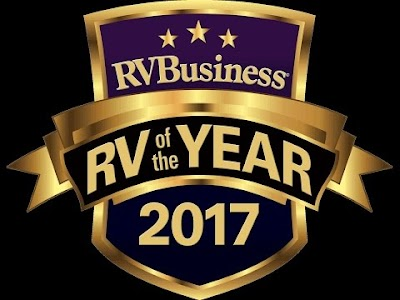 Rollin' on TV: RVBusiness Magazine RV of the Year Awards