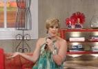 Fátima Bernardes esnoba Samantha durante programa de TV em