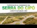 Lotes à venda a caminho da Serra do Cipó | Condomínio Retiro Três Barras em Jaboticatubas MG