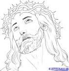 How To Draw Jesus Step By Step Stars People Free Online 2676