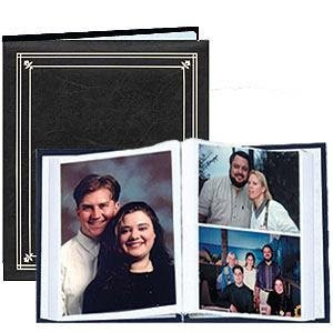 Pioneer Photo Albums 200 Pocket European Bonded Leather Photo Album