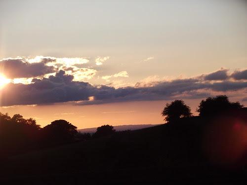 Sunset - ii by rajmarshall