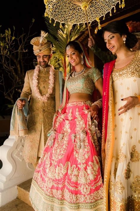 Inspiration behind Sabyasachi lehenga   Indian Makeup and