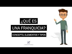 ¿Qué es una Franquicia? | Elementos, Tipos, Ventajas y Desventajas