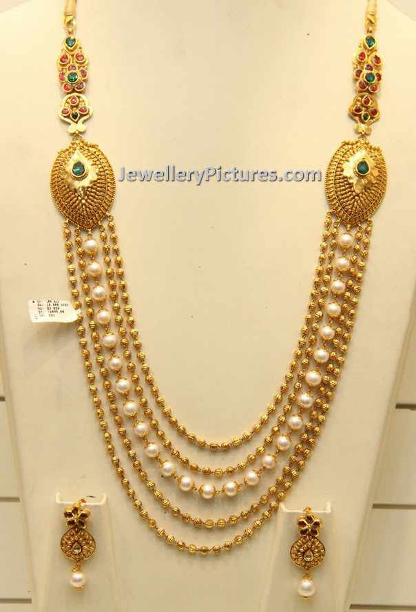 New South Indian Gold Jewellery Designs Catalogue Easy Crafts Jewelry