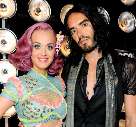 Russell Brand jokes about sex with ex-wife Katy Perry: Id