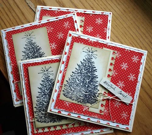 it's not a joke... christmas cards ;)