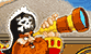 Hidden Objects Pirate Adventures Game