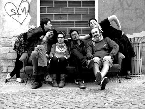 Friendship is like an enormous heart! by la casa a pois
